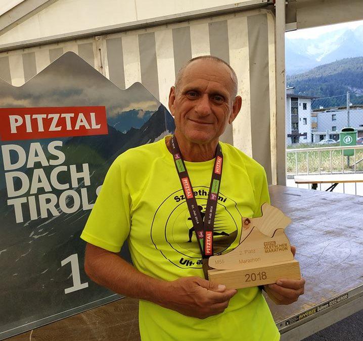 Gleccser maraton Ausztria – Tigyi Laci beszámolója
