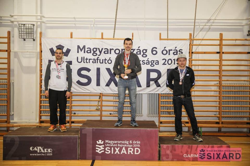 Magyarország 6 órás Ultrafutó Bajnoksága 2019 – beszámoló