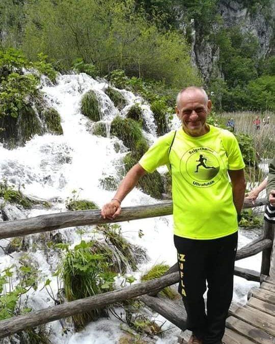 Plitvice maraton – Tigyi László