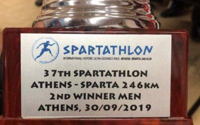 Spartathlon élmény beszámoló