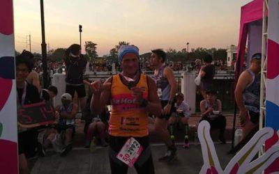 Chiangmai maraton – Tigyi László