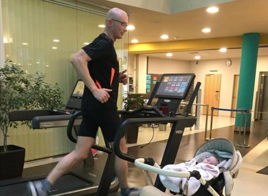 Csécsei Zoltán – új huszonnégy órás világcsúcs az ultrafutásban: 286 km – egy futópadon !