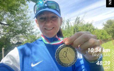 Négy Évszak Maraton-Pusztaszabolcs – Ferenczy Krisztina